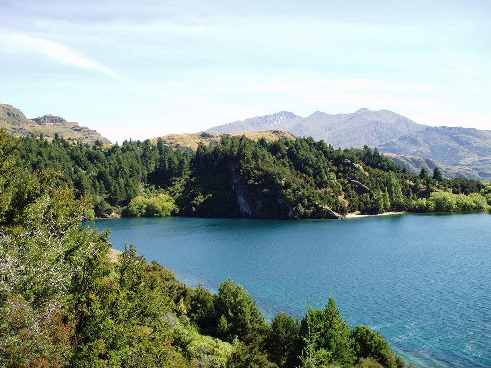 Glendhu Bay.