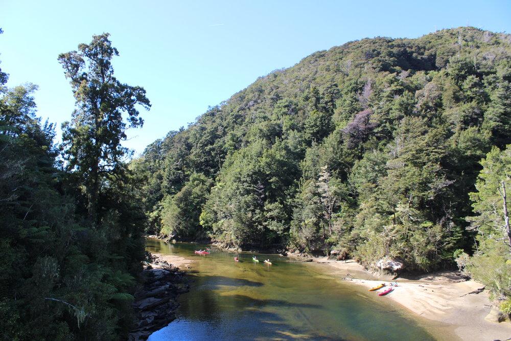 Falls River
