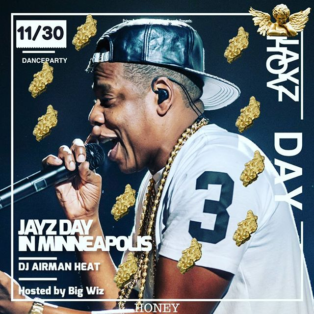 Jayz Day in Minneapolis is coming up! Make sure you lock in your tickets. This Dance Party will be packed.