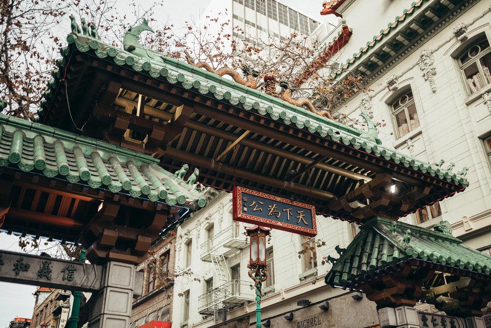 chinatown -