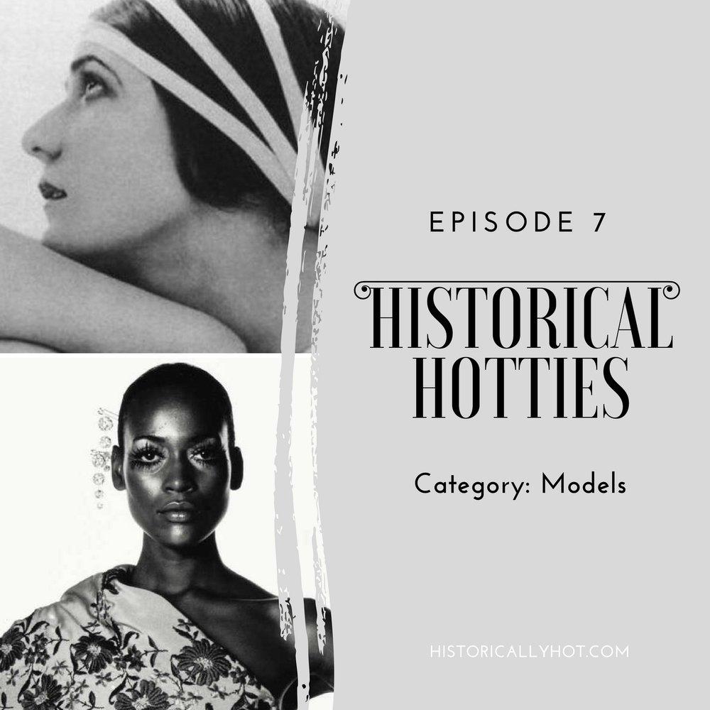 Historical Hotties Models