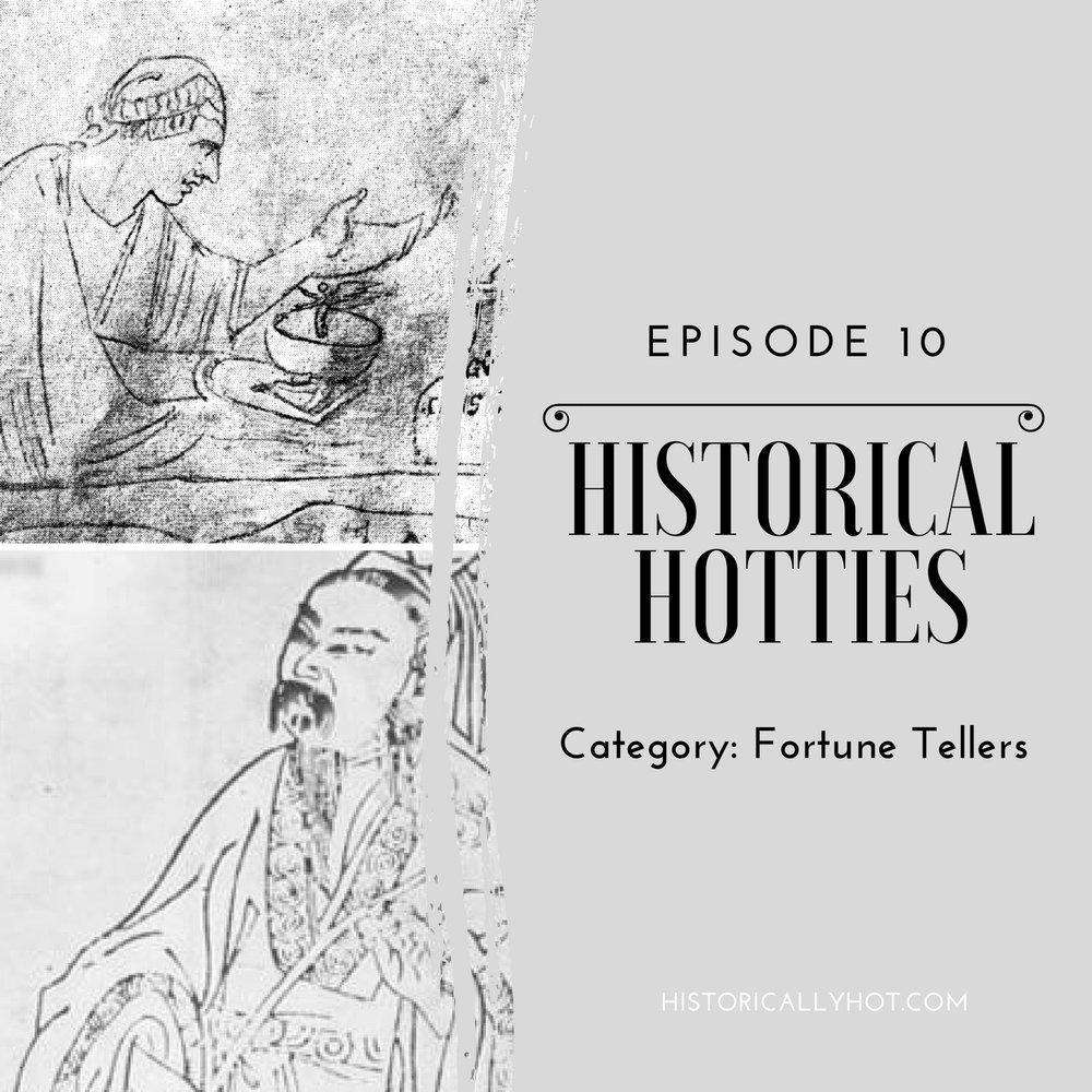 historical hotties fortune tellers