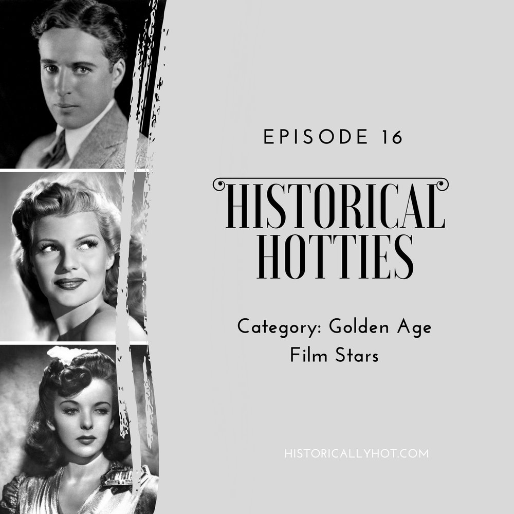 historical hotties golden age film stars