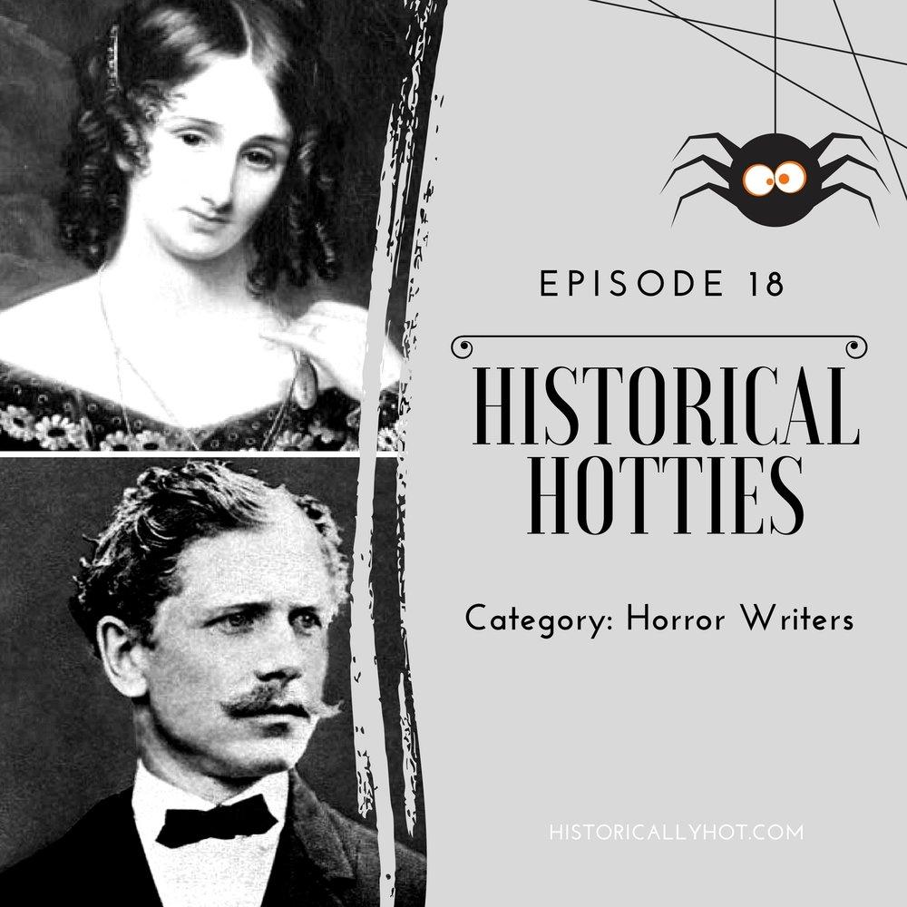 historical hotties horror writers