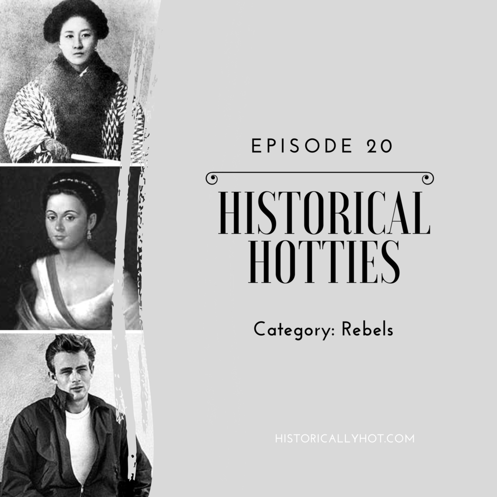 historical hotties rebels