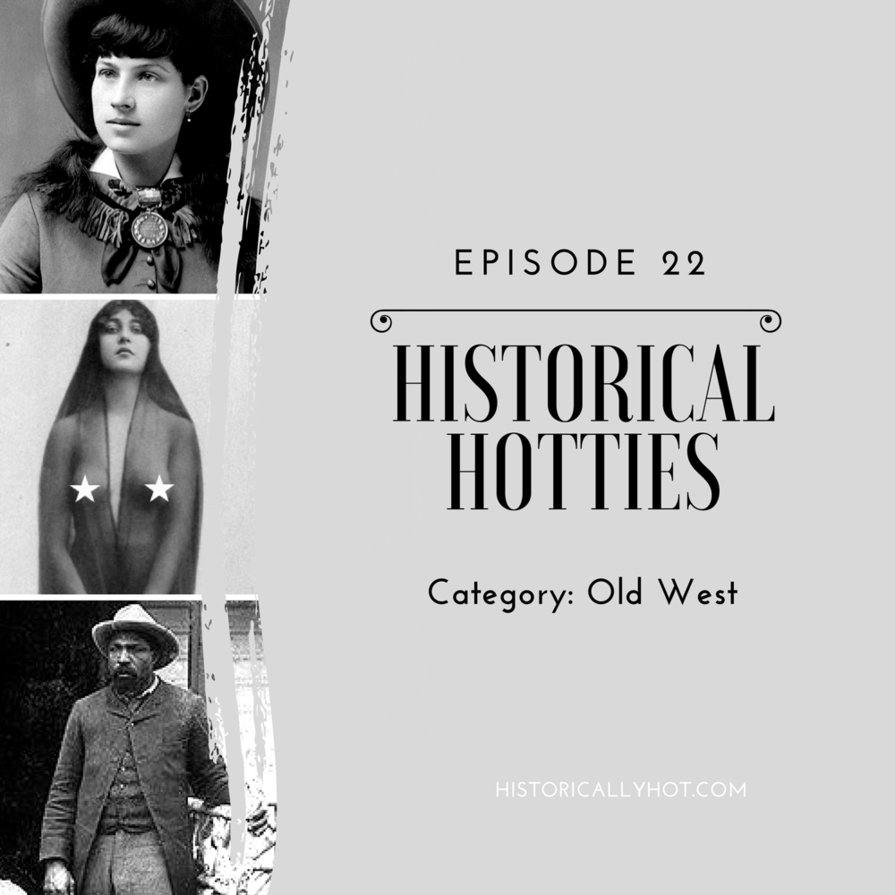 historical hotties old west