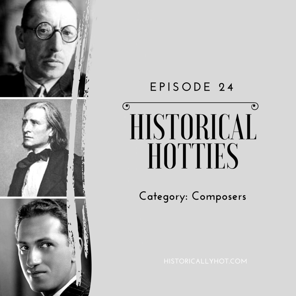 historical hotties composers