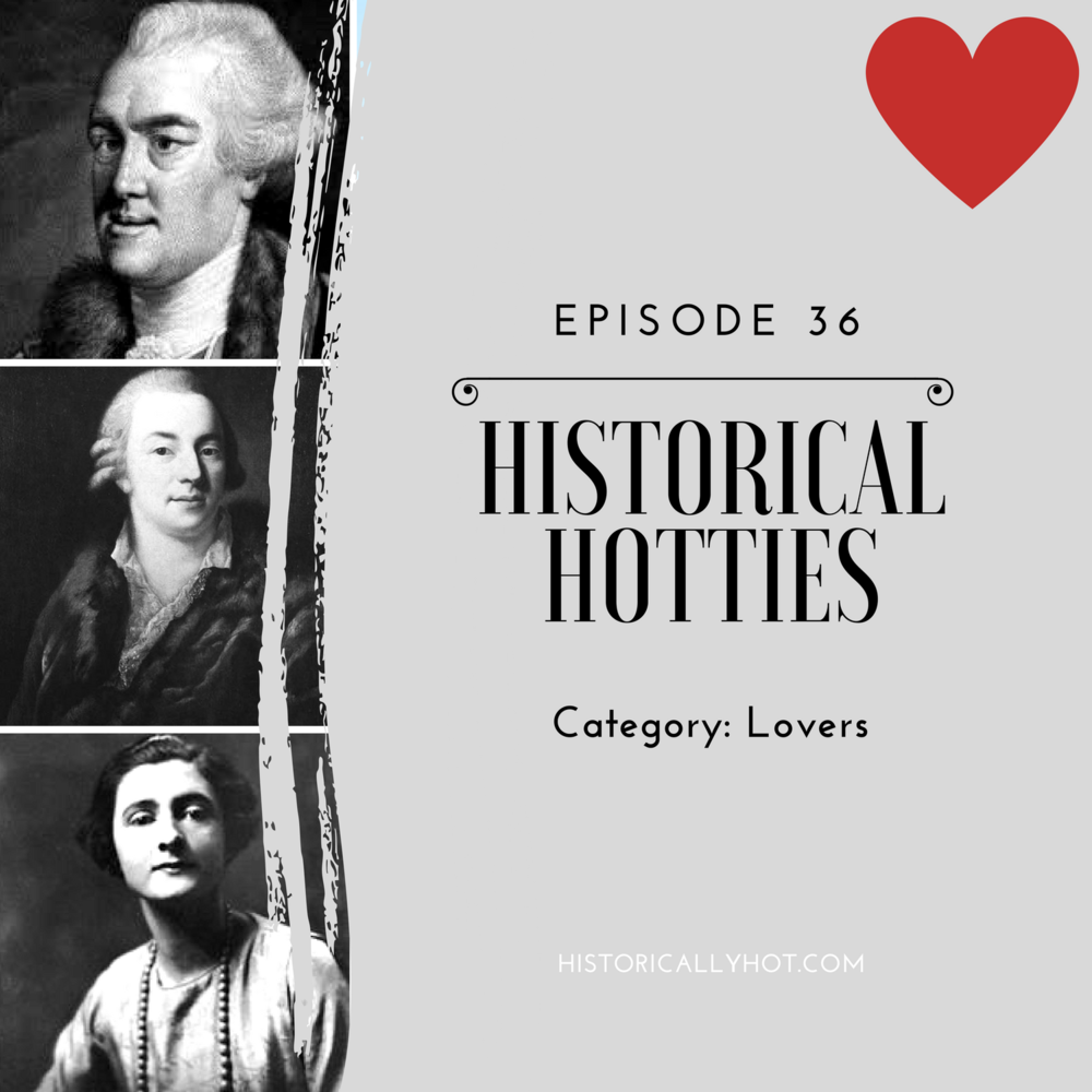 historical hotties lovers