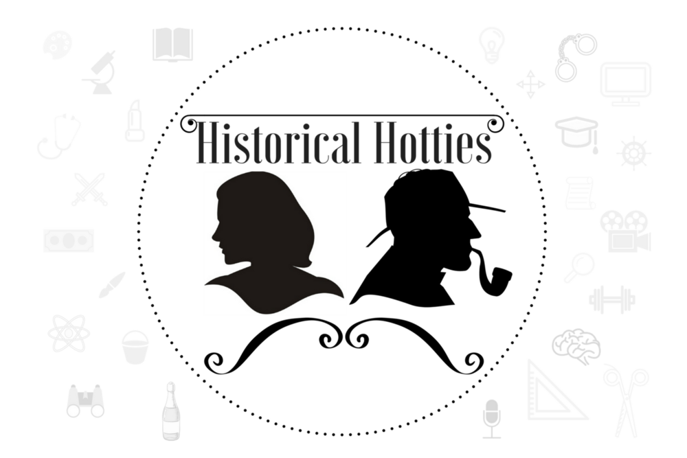 About Historical Hotties  & Show Press Kit - Everything you need to know about the show and the creators, including audio files, images, what episodes we think you should start with, and why we started the dang thing to begin with!