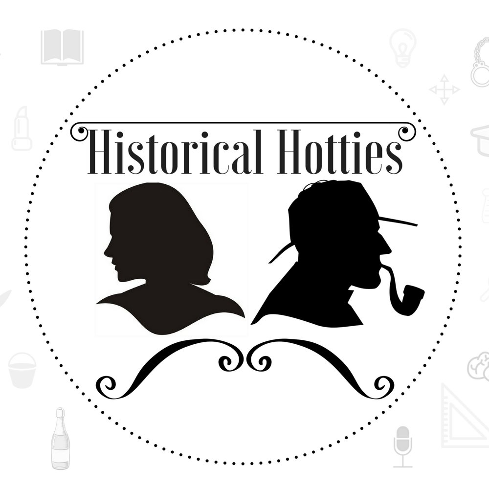 Historical Hotties Logo No Border 800px x 800px