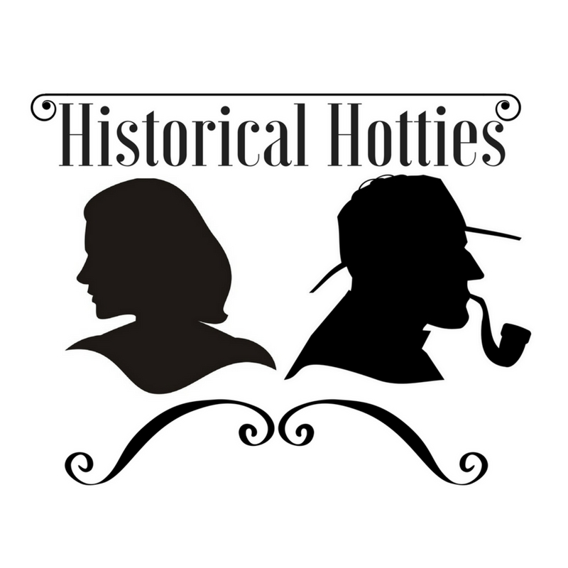 Historical Hotties Logo No Gray Icons 800px x 800px