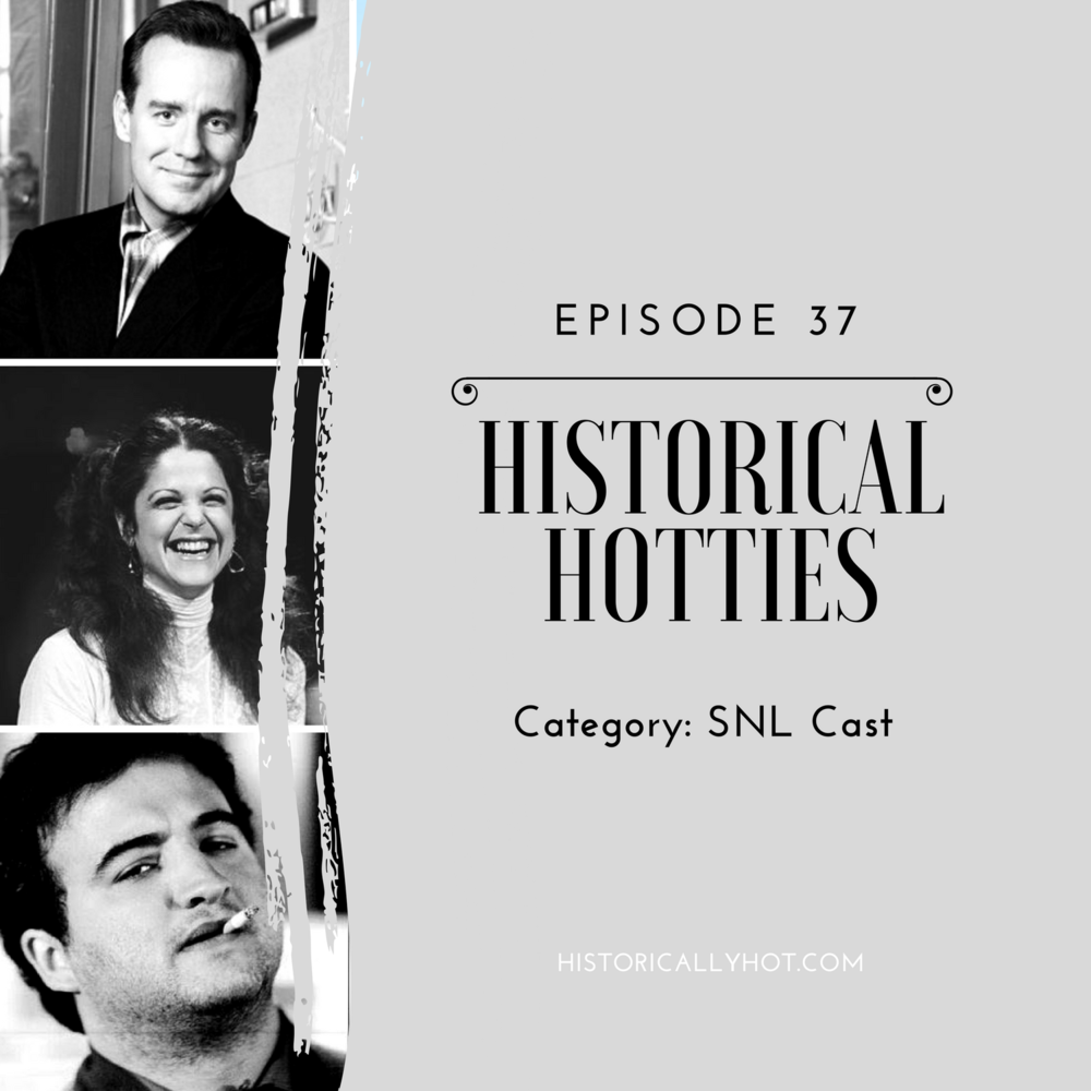 historical hotties snl