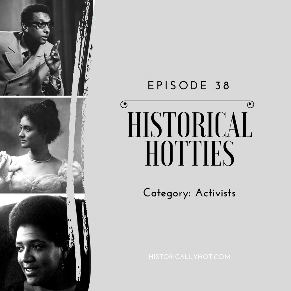 historical hotties activists
