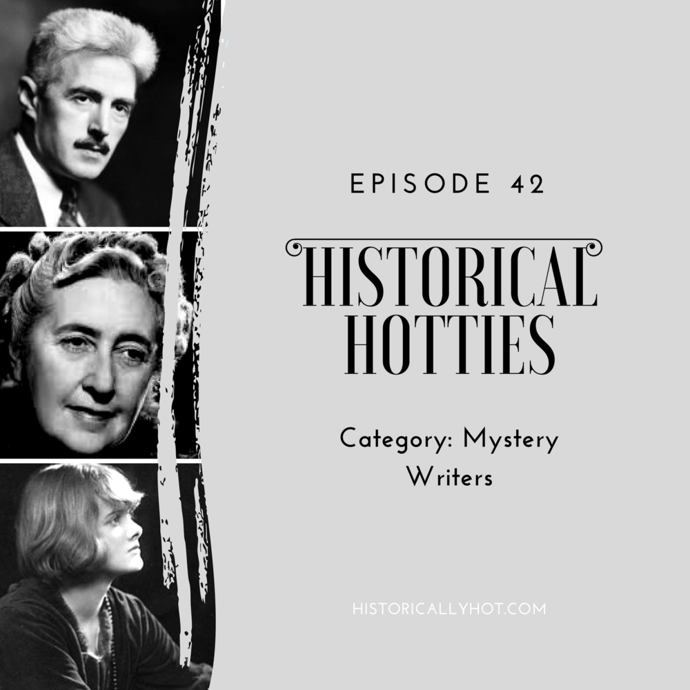 historical hotties mystery writers