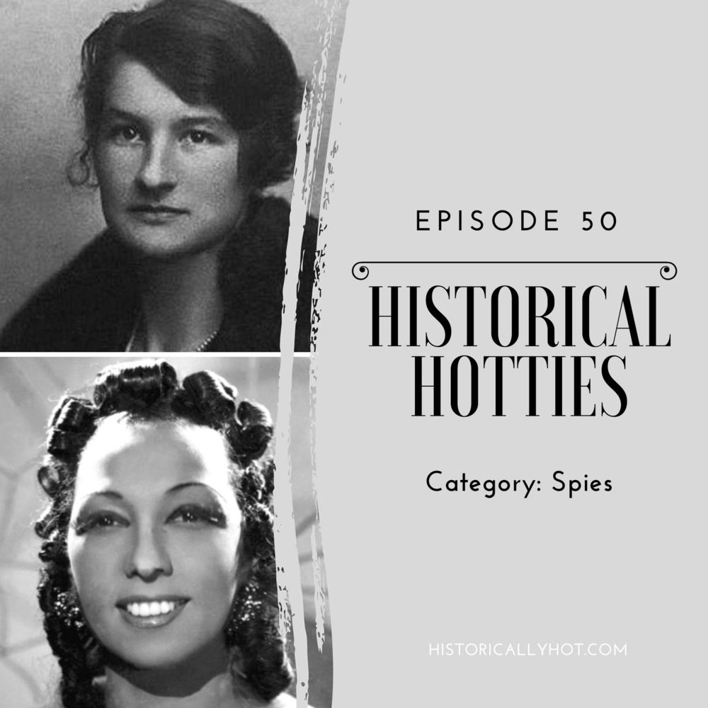 historical hotties spies