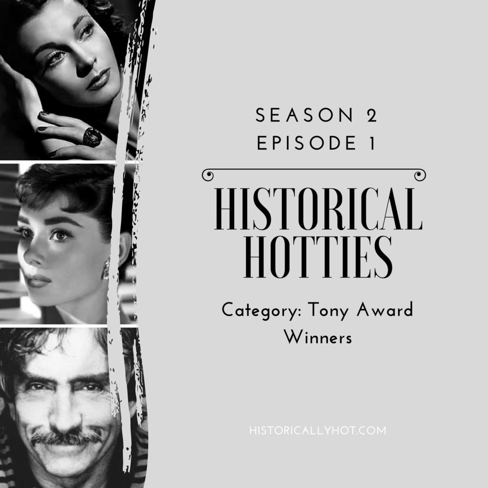 historical hotties tony