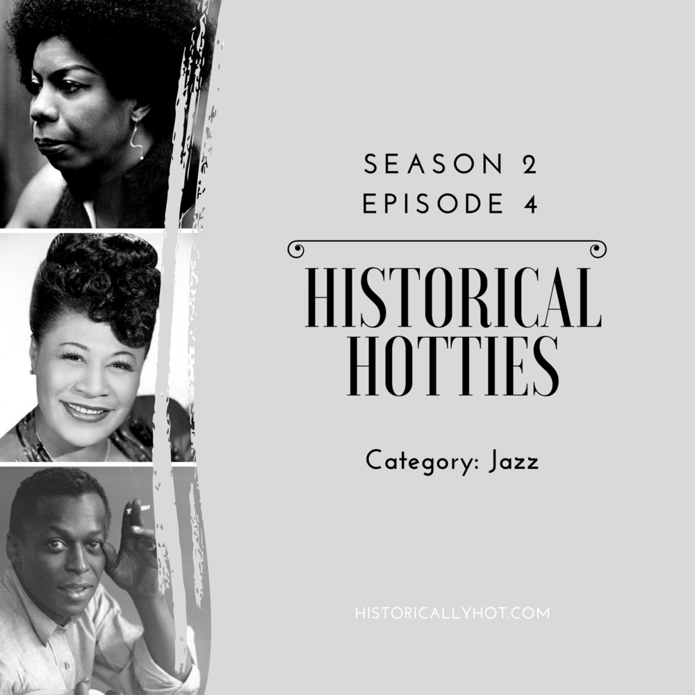historical hotties jazz
