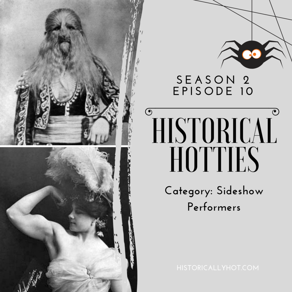 historical hotties sideshow