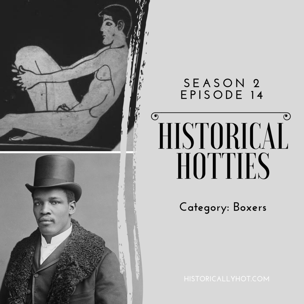 historical hotties boxers