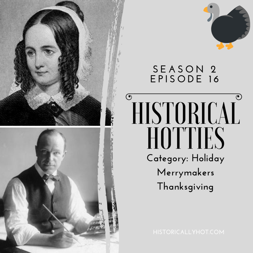 Historical Hotties Thanksgiving