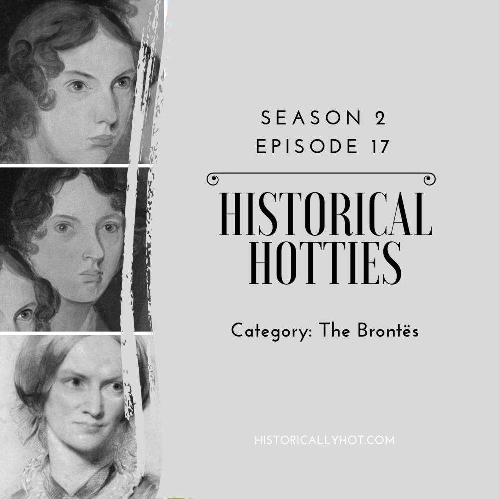 historical hotties brontes