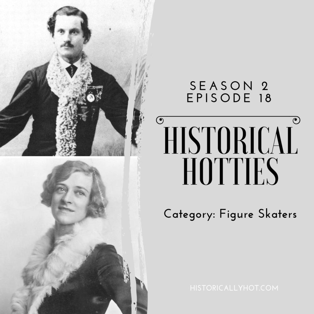 historical hotties figure skaters