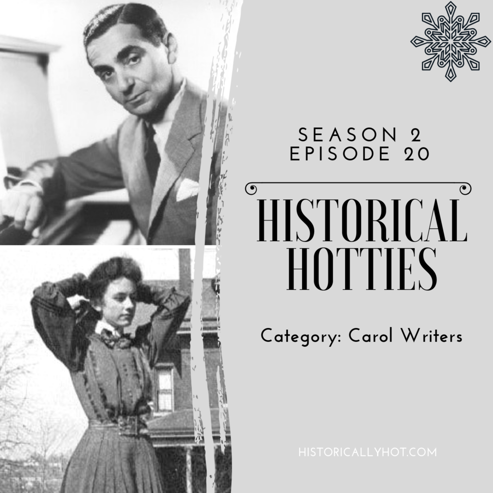 historical hotties carol writers