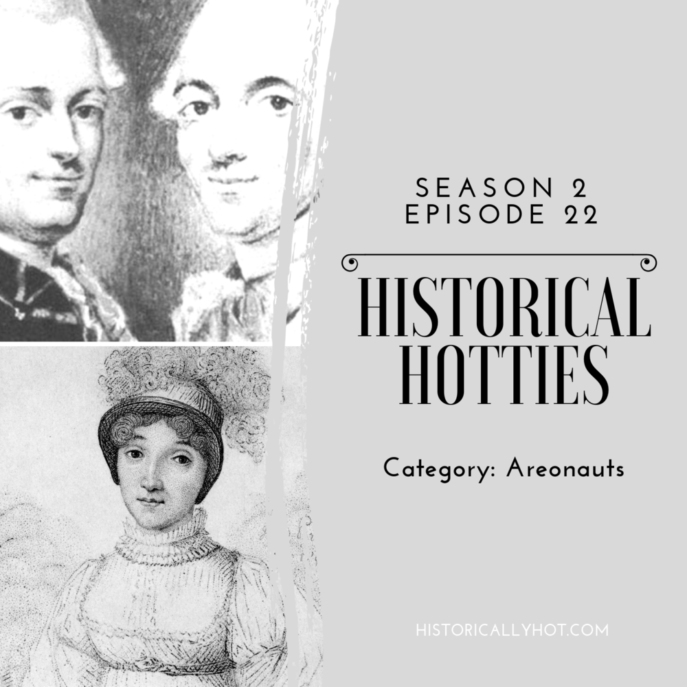 historical hotties aeronauts
