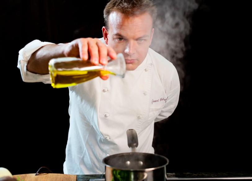 Chef Tjaart