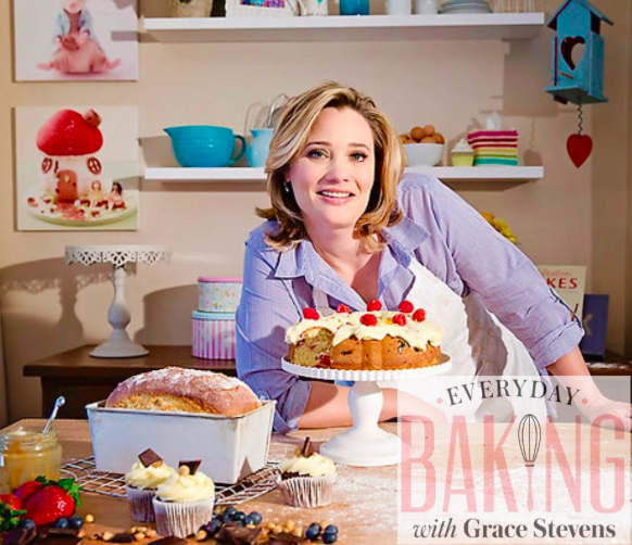 Everyday Baking with Grace Stevens