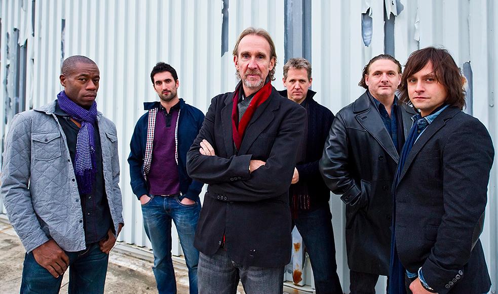 Mike + The Mechanics SA Tour