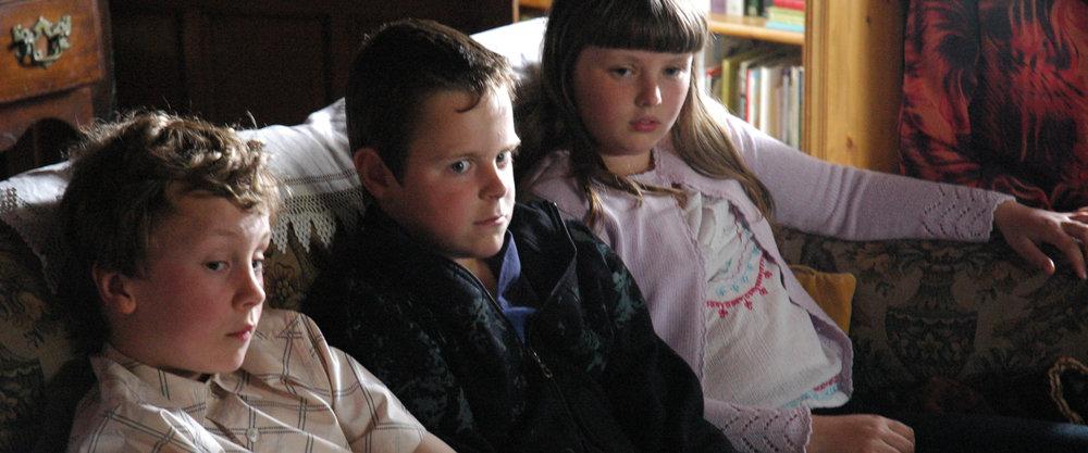 Pàdruig Moireasdan, Crisdean Dòmhnallach & Winnie Brook Young