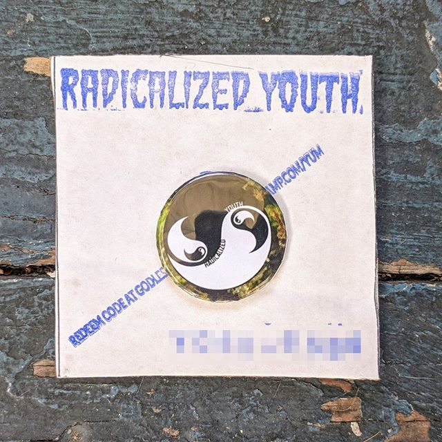 We just put up our new Extended Play EP Pins up on the site be the first on your block to rock our wearable release. https://buff.ly/2FCMnzB