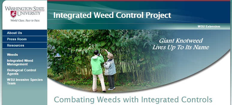 Washington State University Integrated Weed Control Project