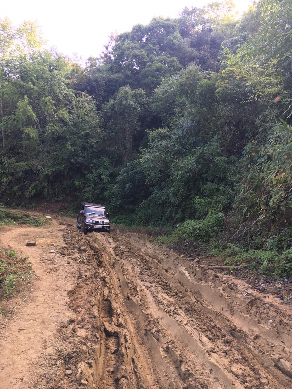 The Road from Dimapur