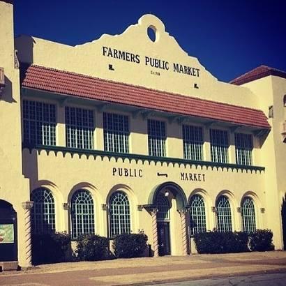 OKC Farmers Public Market
