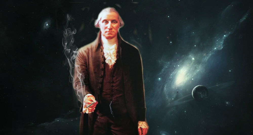 Did you know George Washington was a person?