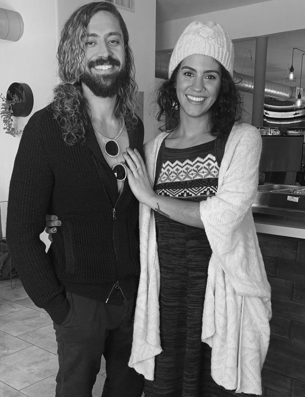 Zac & Monica