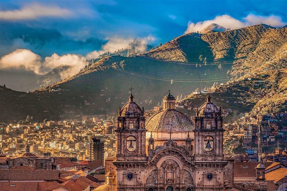 Cuzco, Peru looking gorgeous
