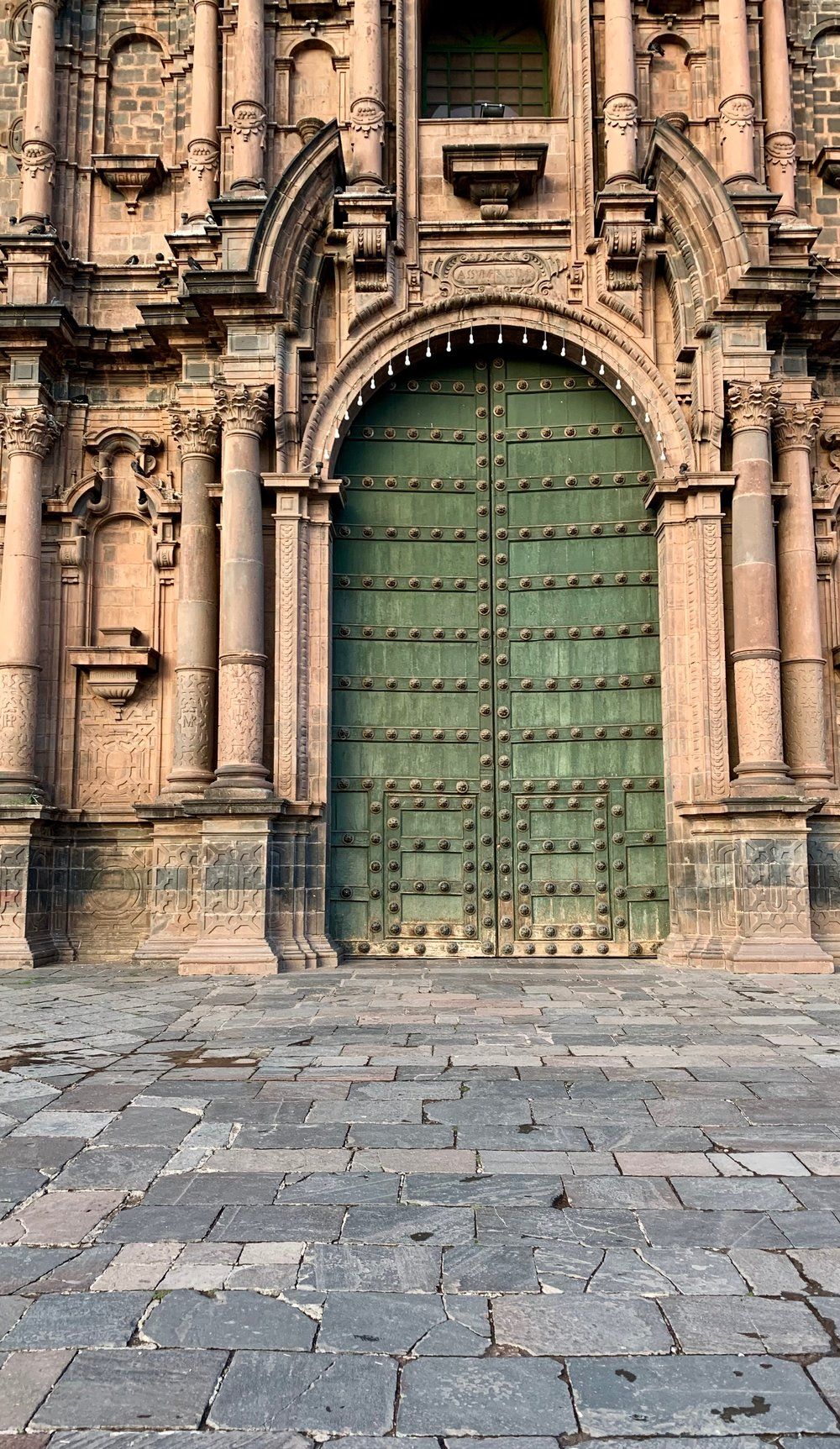 Santiago Metropolitan Cathedral, Cusco, Peru