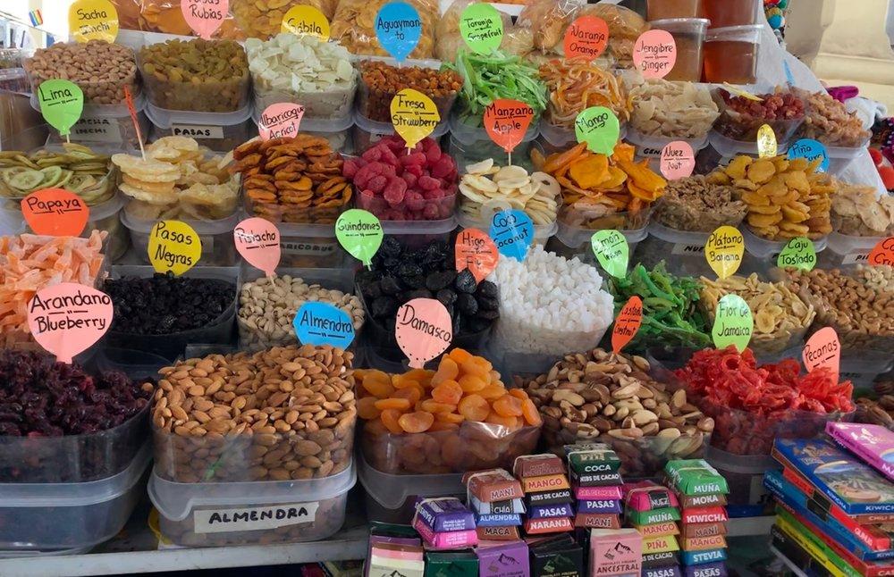 San Blas Market