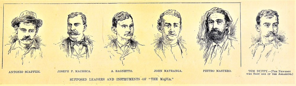 The Origins of the Mafia in the UNited states