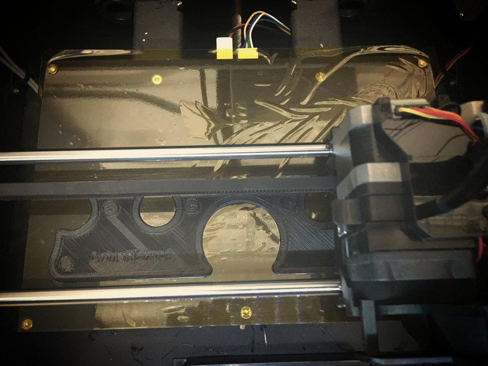 3D printing our Acusis casework