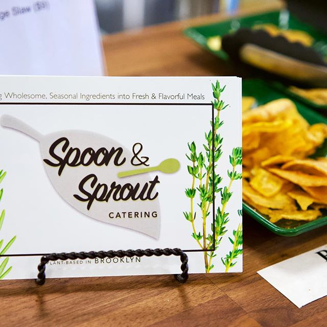 Have you HEARD!? Grab Em Snacks Catering is now Spoon & Sprout Catering! Don't worry, Grab Em Snacks is still here to provide those zesty plantain chips you can't get enough of. We've just sprouted a 2nd IG: @spoonandsprout, to share exclusive multimedia content about our ideas & adventures in the world of Plant-Based Vegan & Vegetarian Cuisine! . . . . . #vegan #vegetarian #plantbased #plantainchips #vegansnacks #vegancatering #veganchips
