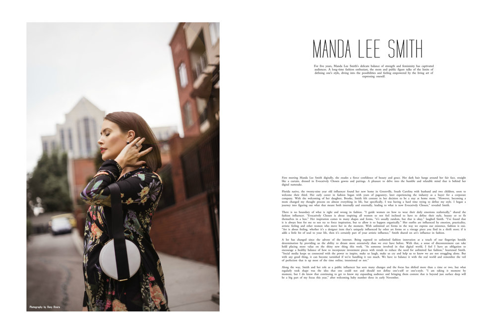 MANDA LEE SMITH