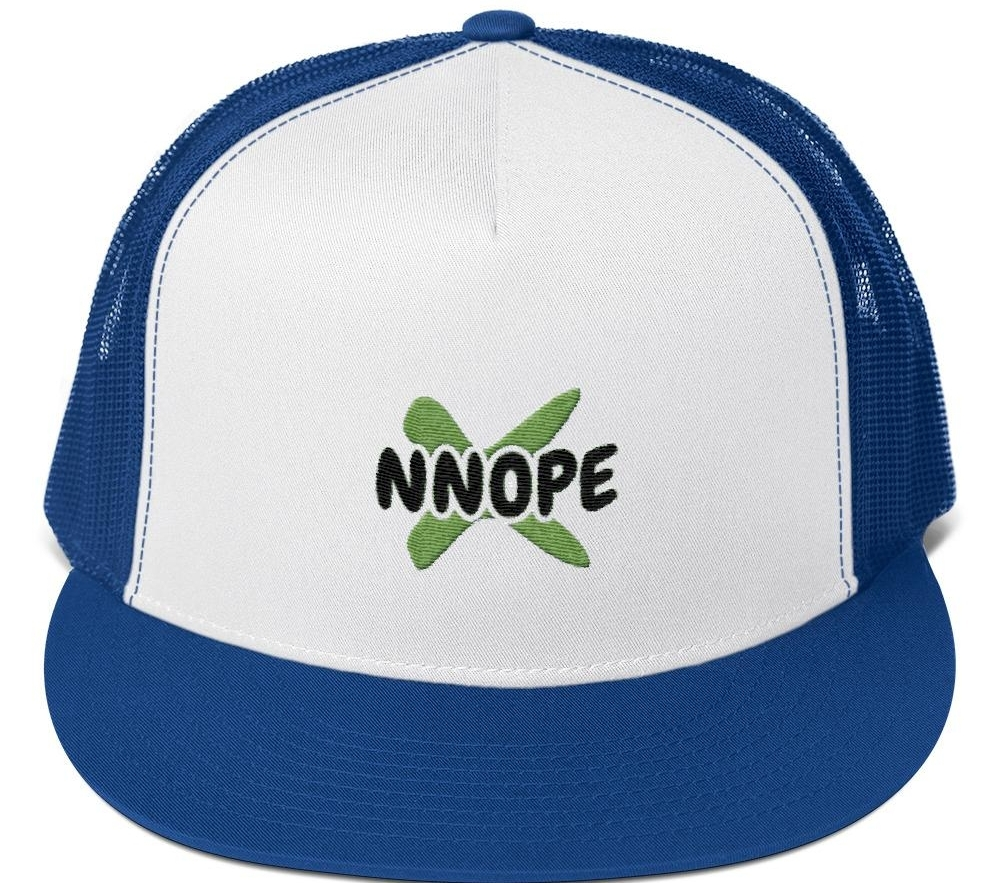 """""""NNOPE"""" TRUCKER HAT"""