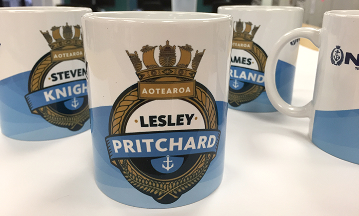 Be in the draw to win your very own personalised mug. We are giveing away five a month to anyone who's entered.