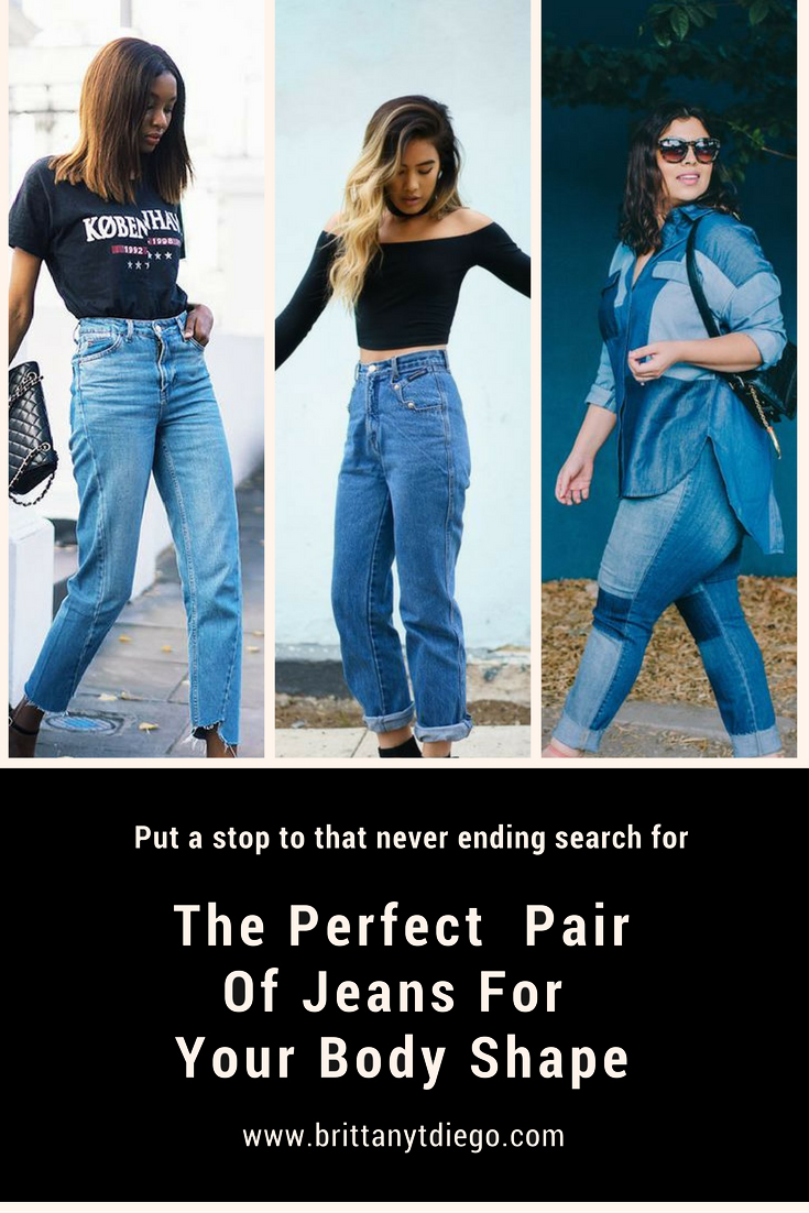Denim Fashion For All Body Types