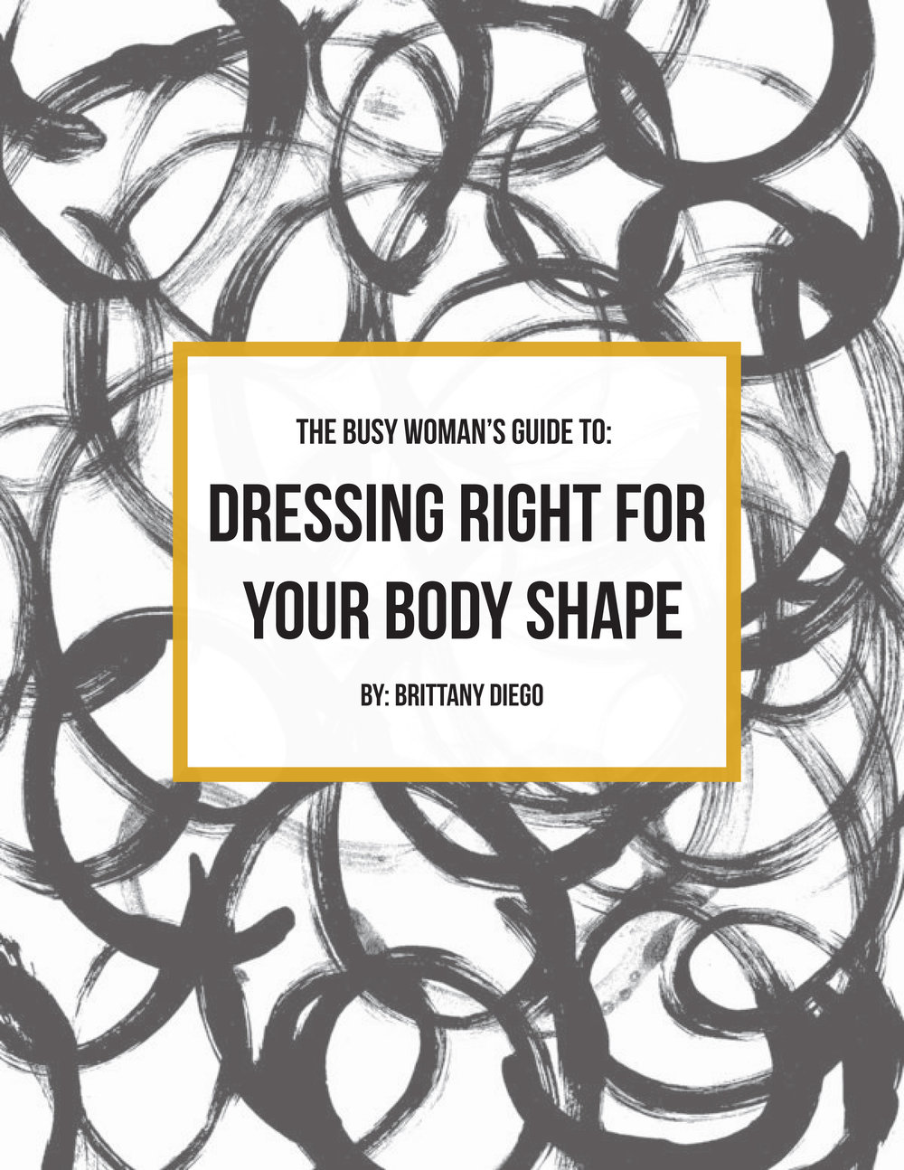 Free Ebook: Dressing Right For Your Body Shape  -