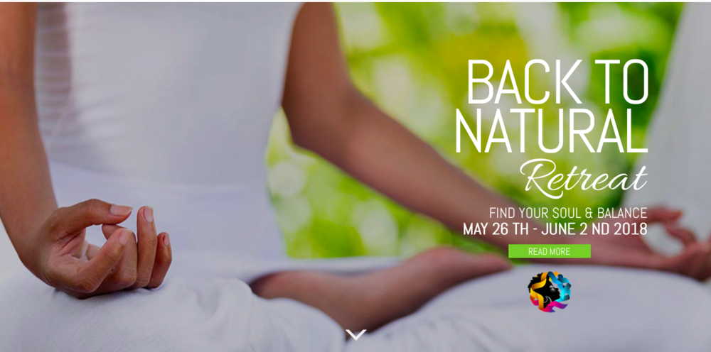Back to Natural Retreat, May 26 - June 2, 2018, Costa Rica.   Read more about and register for this retreat   hosted by   Sondra Bennett of Sister Circle Healing Retreat.
